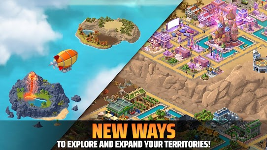 City Island 5 MOD APK (Unlimited Money) 5