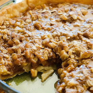 Deep Dish Apple Crisp