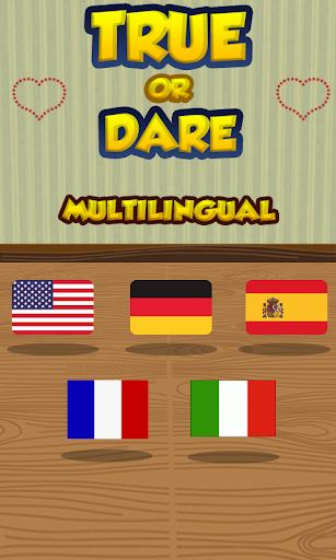 True or Dare Multilingual