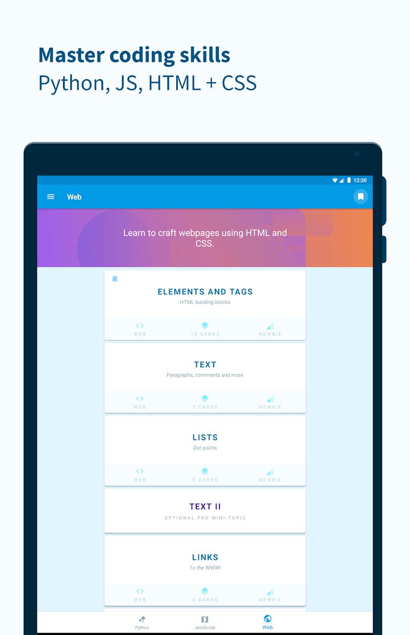 Encode: Learn to Code Screenshot 8