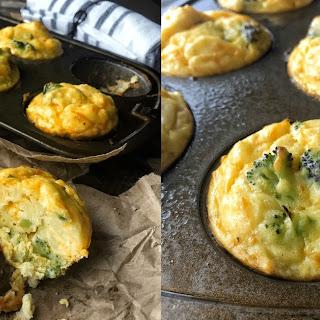Cheesy Mashed Potato Bites.