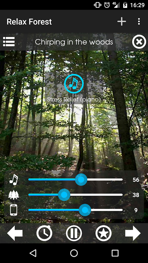 Relax Forest ~ Nature Sounds- screenshot