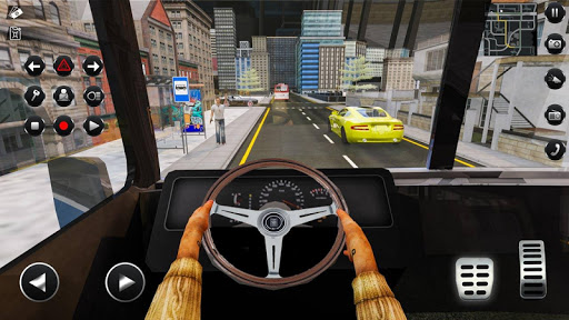 Passenger Bus Taxi Driving Simulator 1.6 screenshots 5
