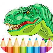 Best Dinosaur Coloring Book 19 APK