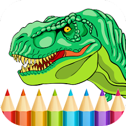 Best Dinosaur Coloring Book