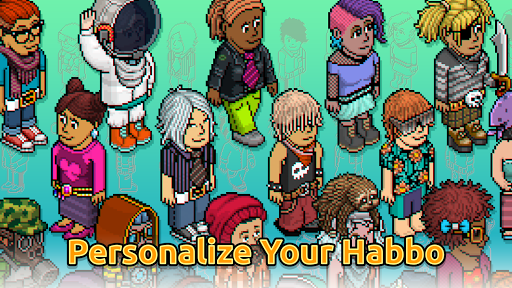 Habbo - Virtual World 2.20.0 screenshots 3