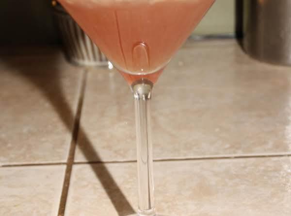 Pomegrante Martini Punch