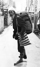 Photo: 1984.12 国分寺の路上にて