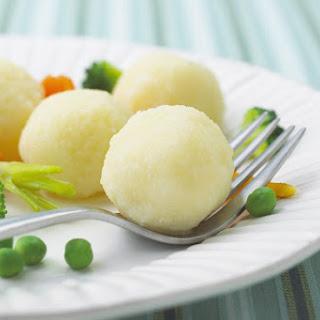 German Potato Dumplings -- Southern Style.