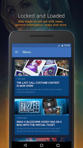 BlizzCon Guide screenshot 3