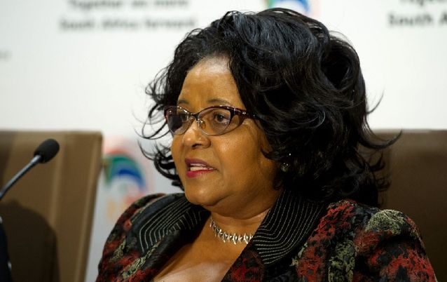 Environmental Affairs Minister Edna Molewa says fracking licences hold the key to vital information about shale gas reserves. File picture: RUSSELL ROBERTS
