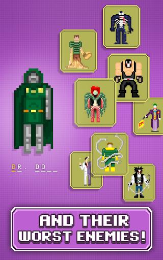 玩免費動作APP|下載Guess the Pixel: Comics Heroes app不用錢|硬是要APP