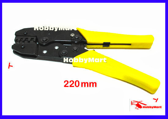 1 x tab connector heavy duty crimping tool for tamyia dupont servo jst connector ebay. Black Bedroom Furniture Sets. Home Design Ideas