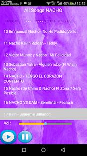 NACHO SONGS - náhled