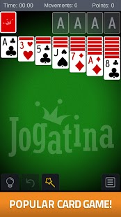 Solitaire Jogatina- screenshot thumbnail