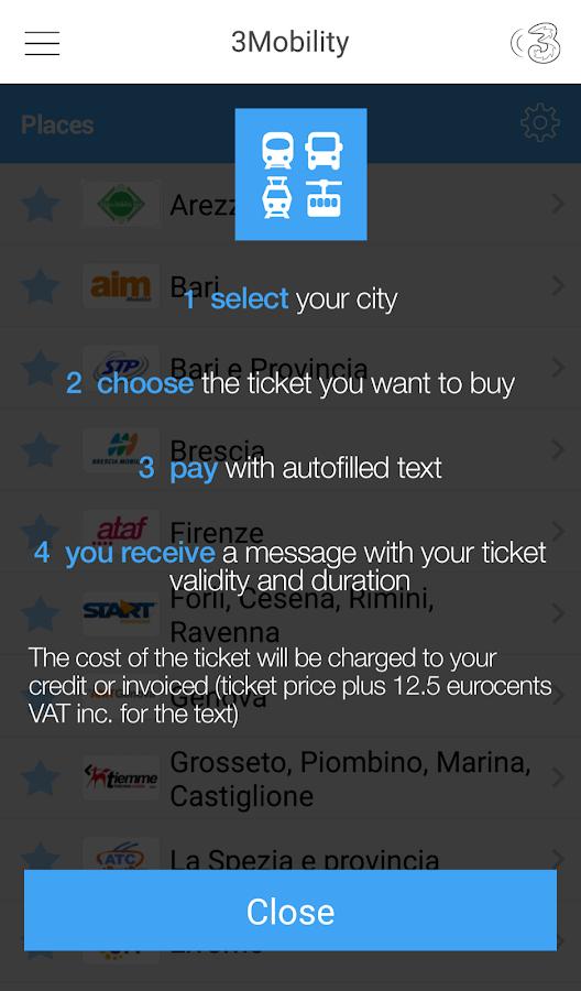 Area Clienti 3 - screenshot