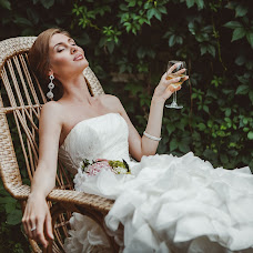 Wedding photographer Aleksandra Osadchaya (Guenhwyvar). Photo of 09.07.2015