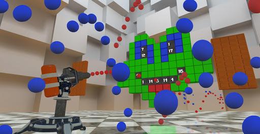 RGBalls u2013 Cannon Fire : Shooting ball game 3D android2mod screenshots 6