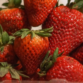 Strawberry Delight by Wendy Alley - Food & Drink Fruits & Vegetables (  )