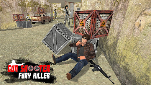 Modern Gun Shooter Sniper Killer 1.0.1 screenshots 6