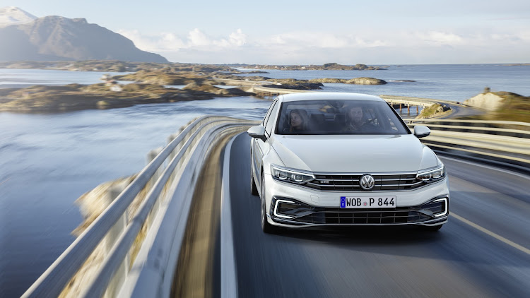 The updated Passat has electronic dampers for a softer ride, but soft sales have ensured SA drivers won't get to experience it. Picture: SUPPLIED