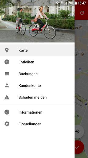 Call a Bike 4.14.5 screenshots 3