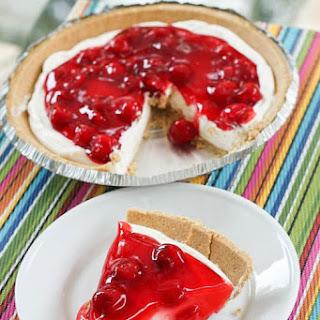 No-Bake Graham Cracker Crust Pie