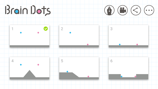 Brain Dots- screenshot thumbnail