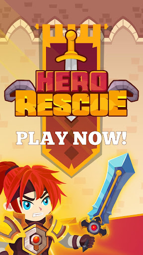 Hero Rescue - Unique Puzzle 1.0.6 screenshots 5