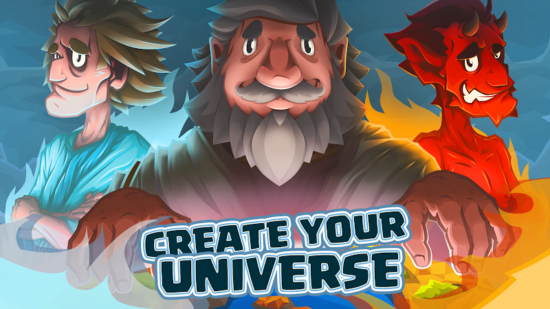 Free Download 🌍 Almighty: God Idle Clicker Cheat APK MOD