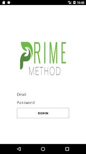PRIME Method - náhled