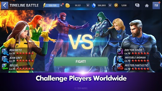 MARVEL Future Fight MOD Apk 6.5.1 (Unlimited Gold) 6