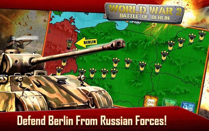 World War 2: Battle of Berlin- screenshot