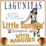 Lagunitas Little Sumpin Sumpin W/ Mangoes