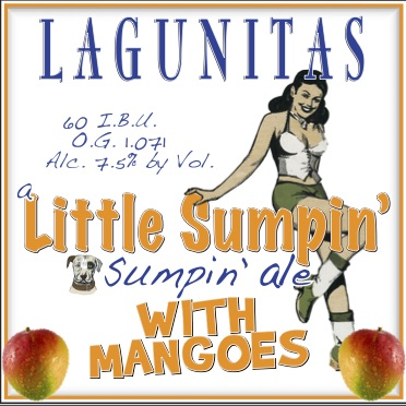 Logo of Lagunitas Little Sumpin Sumpin W/ Mangoes