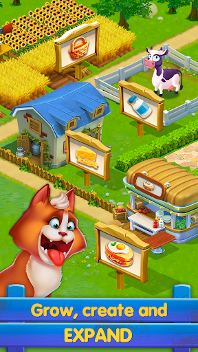 Golden Farm : Idle Farming Game for Android apk 2