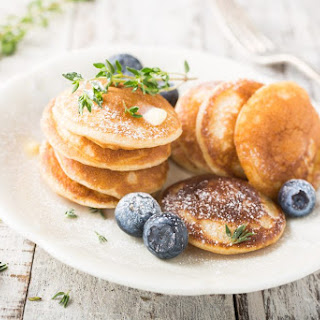 Porridge Pancakes.