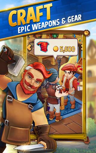 Shop Titans: Design & Trade 1.0.11 screenshots hack proof 1