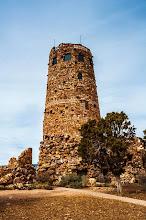 Photo: Desert View Watchtower, South Rim of Grand Canyon Nation Park, Arizona, USA