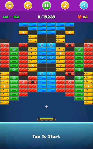 Super Brick Breaker apktram screenshots 13