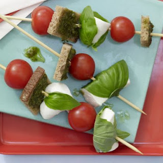 Red and White Skewers Recipe