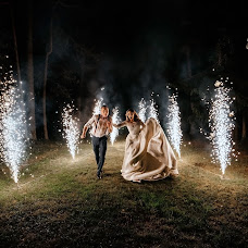 Wedding photographer Anastasiya Lesnova (Lesnovaphoto). Photo of 23.06.2017