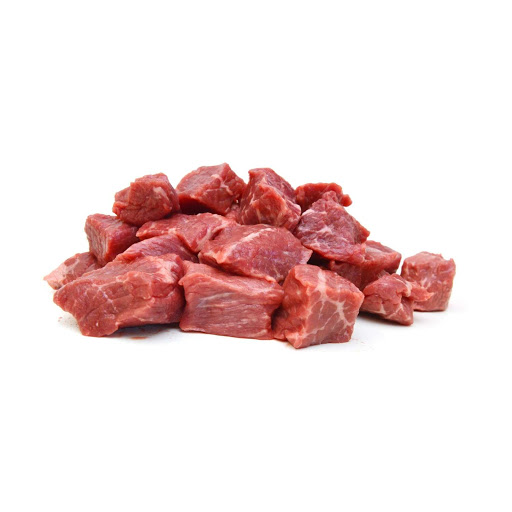 Diced and Minced Lamb