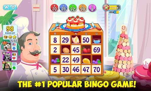 Bingo Holiday: Free Bingo Games apktram screenshots 5
