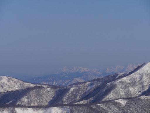 加賀の山々