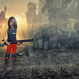 War by Antz Anton - Digital Art Places ( digital, photoshop, manipulation, photography )
