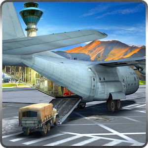War Zone Airplane Cargo Flight for PC and MAC