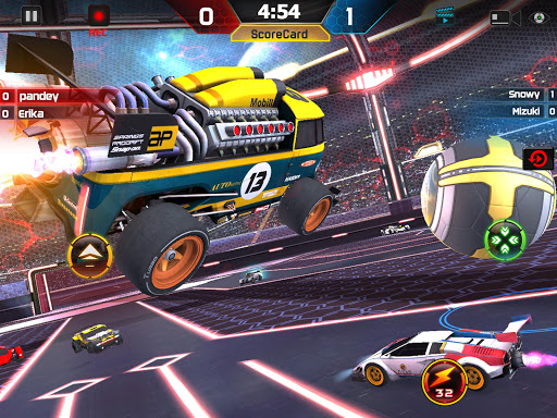 Turbo League 1.9 screenshots 2