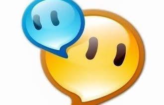 네이트온을 메신저로 사용하게 된 이유는?