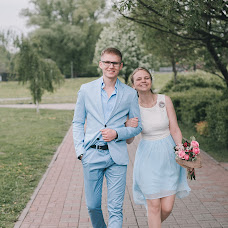 Wedding photographer Darya Danilova (danilovadarya). Photo of 25.07.2017